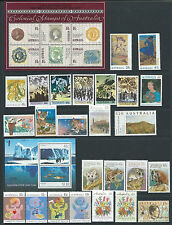 "1990 Australia ""The Collection of 1990 Australian Stamps"" Complete Set:MUH"