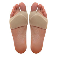 Gel Ball Of Foot Cushion Metatarsal Foot Pads Mortons Neuroma Pain Relief UK