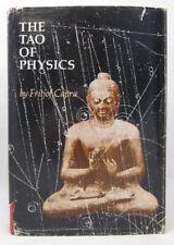 The Tao of Physics - Fritjof Capra - First Edition, First Printing - HC/DJ