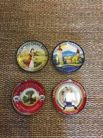 Pier 1 Imports Set Of Four Cheese Course Plates