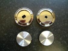RADIOMOBILE 1070  Control Knobs x 4. NOS! Transform the look of your radio!