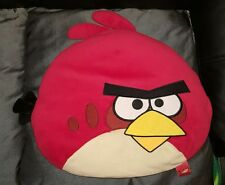 "Official Angry Birds 16"" Cushion/Pillow - Good Condition"