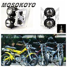 For Sachs MadAss 50 125 500 KIKASS Motorcycle Streetfighter Headlight & brackets