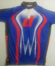 NWT Didoo Cycling Jersey Men's 2XL Short Sleeve Breathable Reflective
