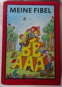"""""""Meine Fibel"""", Volk und Wissen, 1993, Schule, Kinder, ABC, Lesen lernen !!!"""