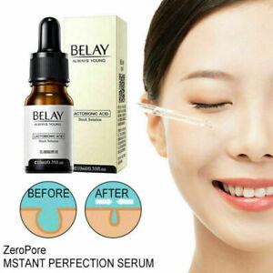 Zero Pore Instant Perfection Serum Lactobionic Acid Essence  Anti-Aging UK