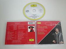 VERDI/RIGOLETTO - AUSZÜGE, PLAC. DOMINGO(DEUTSCHE GRAMMOPHON 435 416-2) CD ALBUM