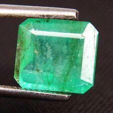 TOP EMERALD : 2,92 Ct Natürlicher Grüner Smaragd aus Brasilien