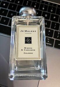 Jo Malone Mimosa & Cardamom 3.4oz Unisex Eau de Cologne New With Jo Malone Box