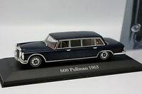 Ixo Presse 1/43 - Mercedes 600 Pullman 1963