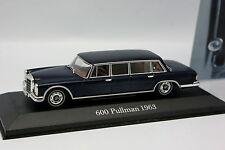 Ixo Carrera 1/43 - Mercedes 600 Pullman 1963