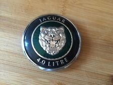 Original Jaguar Haubenemblem Emblem 4.0 Litr  HJE5900AA Batch