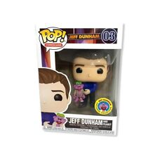 *MINT* Funko POP! Comedians Jeff Dunham and Peanut #03  Exclusive, NOT SIGNED