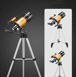 150X Magnification Astronomical Telescope 300mm Focal Length Space Star Watching
