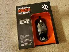 SteelSeries Kinzu v2 Optical Gaming Mouse Pro Edition Special Edition Black-NEW
