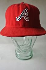 Atlanta Braves Mens Armed Forces Day Cap Fitted 7 1/8 New Era 59Fifty 2013/Nice