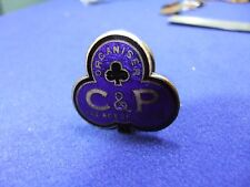 vtg badge ace of clubs organiser c&p football  speedway supporters ? 1920s ?