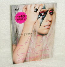 Lady Gaga one sequin at a time Taiwan Ltd DVD + 4-Cards