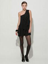 SURFACE TO AIR Paris VOLANT Black Dress  Size 0 XS