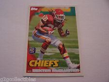 Dexter McCluster ROOKIE CARD #248 2010 Topps Football KC CHIEFS