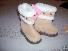 NWT Gymboree AUTUMN HIGHLANDS Brown Snow Boots 01