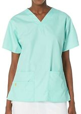 Women's Plus Size Scrubs Bravo 5-Pocket V-Neck Top size 3Xl
