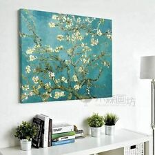 Van Gogh Almond Tree Blossom in Bloom 25''x20''Picture Art  Print on Canvas