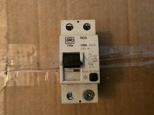 MK 7700s 100A 30mA -  RCD