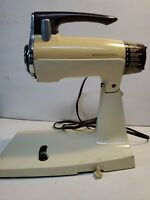 Vintage Sunbeam Mixmaster Model 1-7A Tested Working, no plate mixer or beaters.
