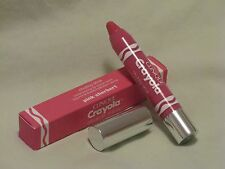 Clinique Chubby Stick 'Pink Sherbert' Sheer Pink Full Size NIB Crayola Ltd Ed