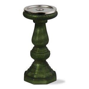 TAG Lido Pillar and Taper Holder Green, Small (G11974)