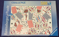 Ravensburger - F.X. Schmid 148004 HO 52 Shuffle Puzzle 500 Pieces Complete