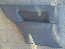 BMW e30 COUPE  1983-1991 gray door panels good condition Rear, Left Side door
