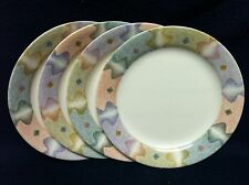 "Corelle MIRAGE Four 7 1/4"" Salad Plates South Western Design"