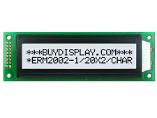 5V Wide Angle 20x2 Character LCD Module Display w/Tutorial,HD44780,Bezel