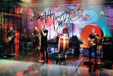 Dan REYNOLDS & Chasing Dragons Band Signed Autograph 12x8 Photo AFTAL COA