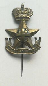 """Distintivo Fregio """"Veterani e Reduci"""" Risorgimento prima guerra mondiale Comizio"""