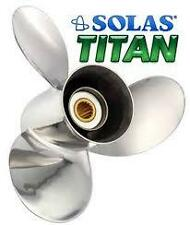 SOLAS 1641-178-21  17 3/4 x 21 Pitch S Steel TITAN Prop Mercruiser Bravo II