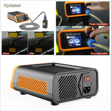 Auto Car Body herramienta de reparación de abolladuras Calentador de inducción Pantalla TFT potencia/tiempo ajustable