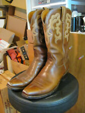Lucchese San Antonio Snip Toe Cowboy Boots Size 11 B