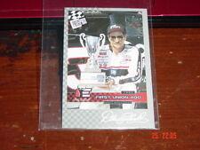 Dale Earnhardt 2005 Press Pass Dale Earnhardt Victories # 64 Ser. # 676 of 825