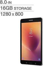 Samsung Galaxy Tab A 16GB Wi-Fi Tablet Silver SM-T380NZSMXAR with 16GB MicroSD