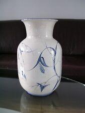 Rosenthal Bavaria Selb Vase Flower Vase Craquelé Glasur Fritz v. Stockmayer 1941
