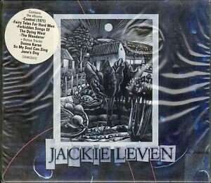 Jackie Leven : Great Songs From Eternal Bars (4CD Box Set 2001) *NEW* RARE/OOP!!