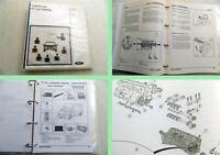 Ford Transit Service Training Produkteinführung Schulung Getriebe Motor 2000