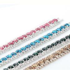 Sparkling Women Bangle Bling Bracelet Luxury Jewellery Fashion Crystal Full LE