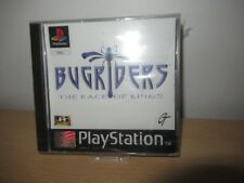 Bugriders - The Race Of Kings - SONY PS1 - UK PAL - NUOVO SIGILLATO INSETTI