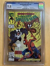 Marvel Comics Amazing Spider-man #362 2nd Carnage Venom CGC 9.8 First Print
