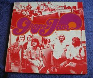 "Moby Grape 1968 Columbia LP ""Grape Jam"" cLEAn pSyCh Original Kooper Bloomfield"