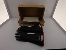 Salisbury Size 9 E114rb9 Class 1 Type I 17000v Lineman Electrical Gloves